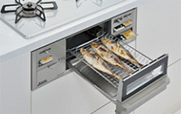 無水両面焼きグリルは調理時間を大幅短縮できます